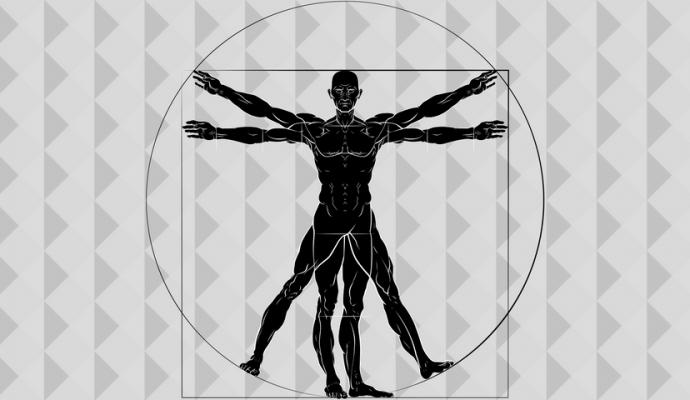 Guidet body scan