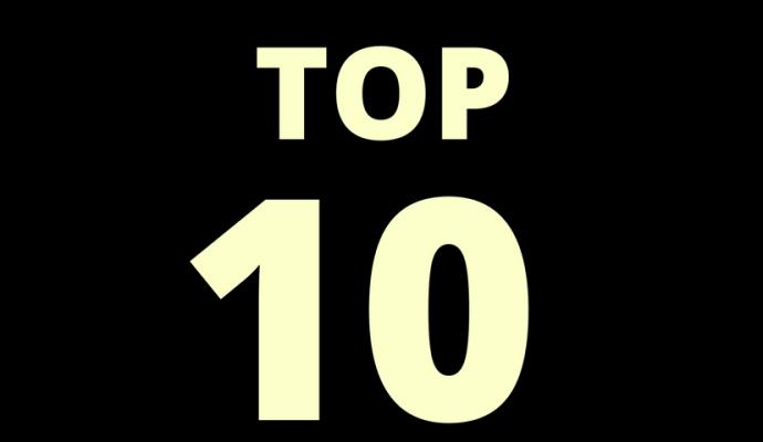 top 10 psykoterapeut