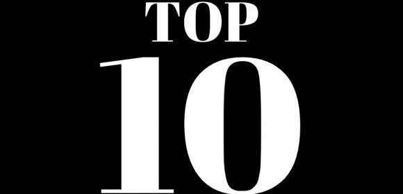 Top 10 mest læste i 2018