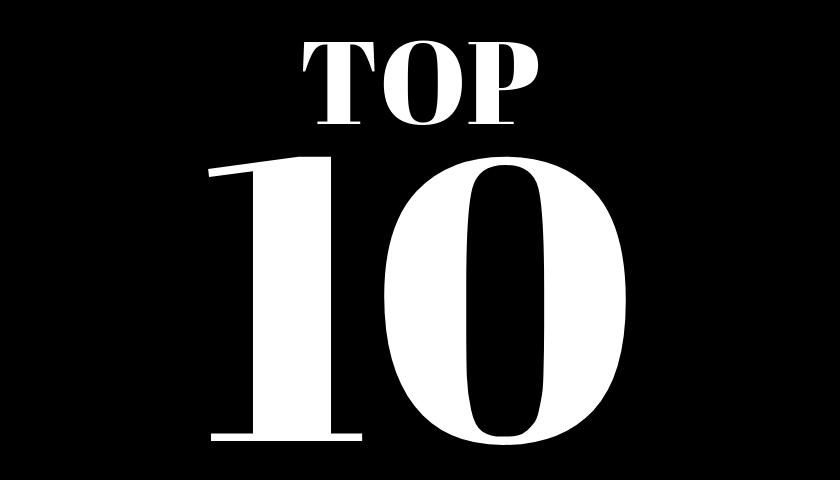 Top 10 mest læste i 2018 Top10 1